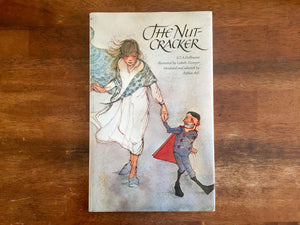 The Nutcracker by E.T.A. Hoffman (Abridged), Illustrated by Lisbeth Swerger, HC DJ