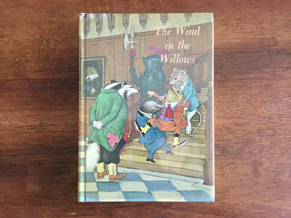 The Wind in the Willows by Kenneth Grahame, Illustrated Junior Library, 1994