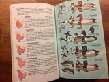 Birds of North America: A Guide to Field Identification, A Golden Field Guide, Vintage 1966, Hardcover Book, Illustrated