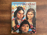 Three Little Indians, Book for Young Explorers, National Geographic, Vintage 1974