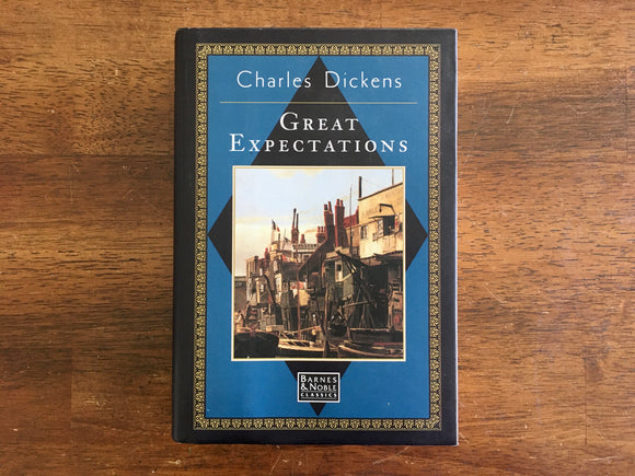 Great Expectations by Charles Dickens, Hardcover Book, Dust Jacket