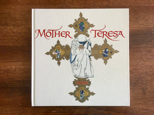 Mother Teresa by Demi, Hardcover, Illustrated