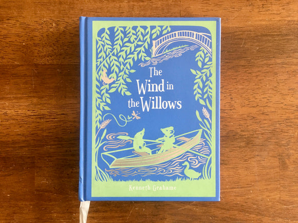 The Wind in the Willows by Kenneth Grahame, Illustrated by Nancy Barnhart, HC