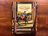 Prince Caspian by C.S. Lewis, Special Read-Aloud Edition, Hardcover, Oversized Book, Illustrated