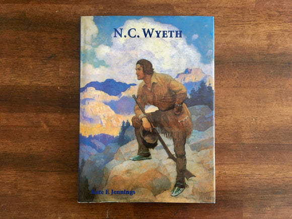 N.C. Wyeth by Kate F Jennings, HC DJ