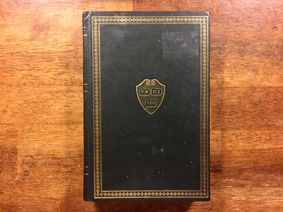 The Harvard Classics, Elizabethan Drama, Marlowe, Shakespeare, Edited by Charles W. Eliot, Vintage 1938