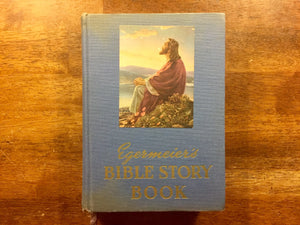 Egermeier's Bible Story Book, New and Revised Edition, Vintage 1947, Illustrated