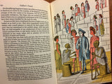 Gulliver's Travels by Jonathan Swift, Lithographs by Edward Bawden, Vintage 1966