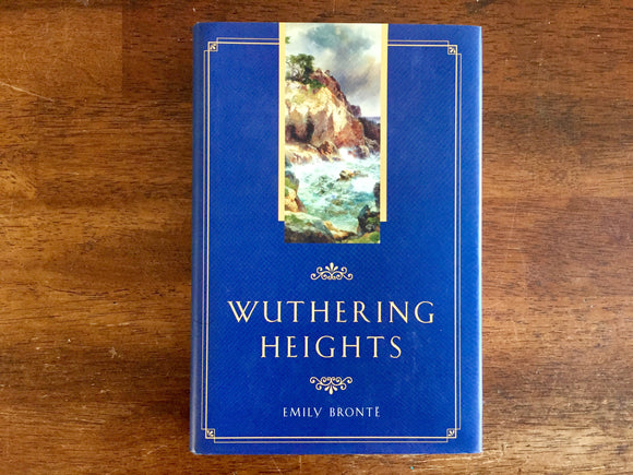 Wuthering Heights by Emily Bronte, Hardcover with Dust Jacket, Illustrated