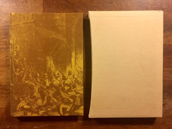 The Siege of Delhi by Richard Barter, The Folio Society, Vintage 1984, Hardcover Book in Slipcase