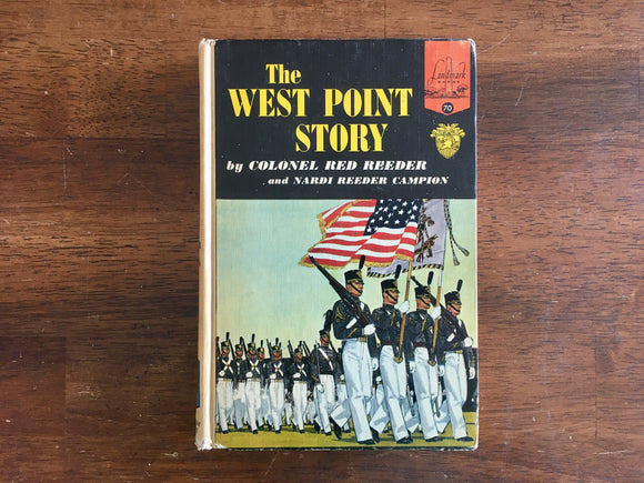 The West Point Story, Colonel Red Reeder, Nardi Reeder Campion, Landmark Book