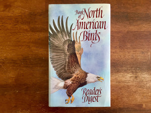 Book of North American Birds, Reader's Digest, Hardcover Book with Dust Jacket