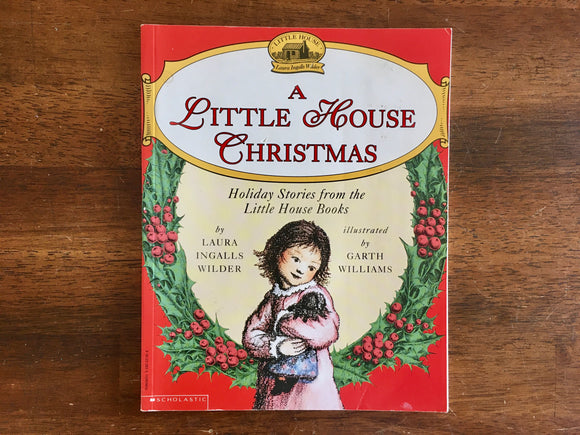 A Little House Christmas: Holiday Stories from the Little House Books, PB