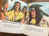Learn About Indians, Vintage 1971, Nutmeg Press