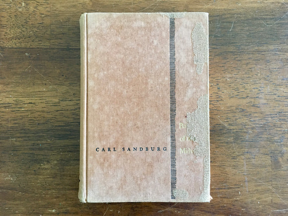 Poems of the Midwest by Carl Sandburg, Chicago Poems, Cornhuskers, 1946