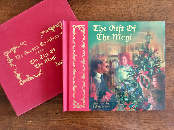 The Gift of the Magi, Adapted from the story by O. Henry, Collector's Edition