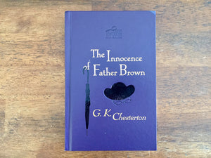 The Innocence of Father Brown by G.K. Chesterton, Hardcover