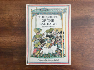 Sheep of the Lal Bagh by David Mark, Vintage 1967, Parent's Magazine Press, HC