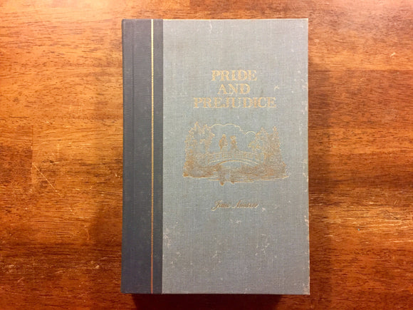 Pride and Prejudice by Jane Austen, Illustrated by Gene Sparkman, Reader's Digest Edition
