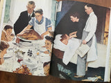 Norman Rockwell's America, Reader's Digest, Vintage 1976, Hardcover with Dust Jacket