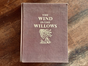 The Wind in the Willows by Kenneth Grahame, Illustrated by Michael Hague, Hardcover Book
