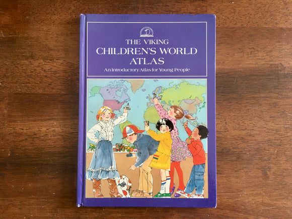 The Viking Children's World Atlas: An Introductory Atlas for Young People
