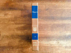 Plutarch: The Lives of Noble Greeks and Romans, Dryden Translation