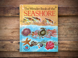 The Wonder Book of the Seashore, Illustrated by Alvin Koehler, Nature, 1962, HC