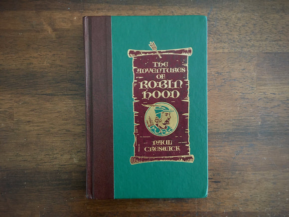 The Adventures of Robin Hood, Paul Creswick, N.C. Wyeth, Reader's Digest, HC