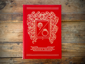The Rose and the Ring, William Makepeace Thackeray, Illustrated, Easton Press