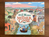 Will Moses Mother Goose, Classic Nursery Rhymes and Riddles, HC DJ, 2003