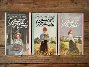 Anne of Green Gables, Avonlea and the Island, L.M. Montgomery, PB, Bantam