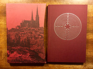 Chartres: The Making of a Miracle by Colin Ward, The Folio Society, Vintage 1986, Illustrated