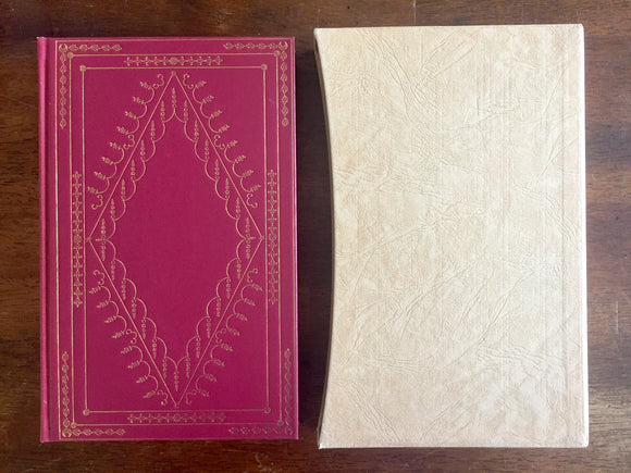 A History of England in the Eighteenth Century by Thomas Babington Macaulay, The Folio Society, Vintage 1980, Illustrated