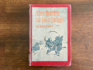 The Battle of the Bulge by John Toland, Landmark Book, Vintage 1966