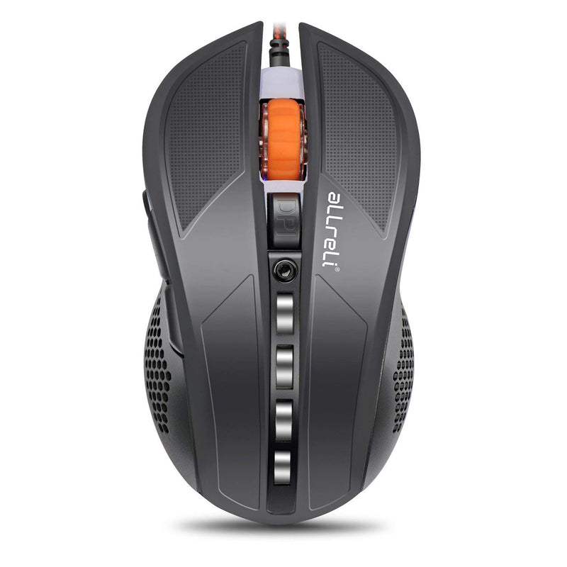 aLLreLi T29 LED Souris Gamer