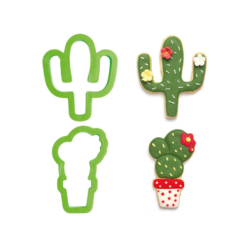 Cactus Cutter Set- Decora