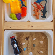 Load image into Gallery viewer, Beach Sensory Box