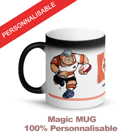 Magic Mug 100 % personnalisable
