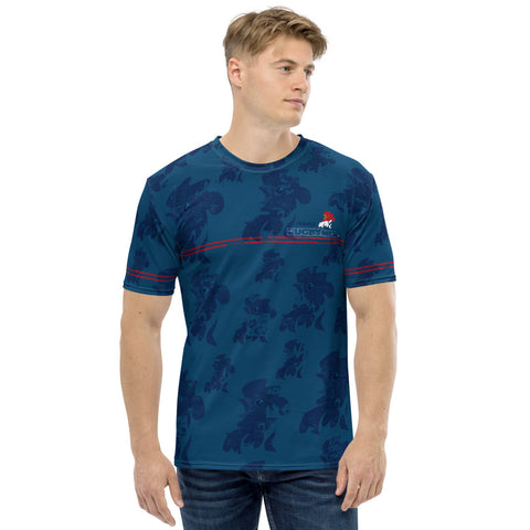 T-shirt souple - Homme : Coq French Rugbymen