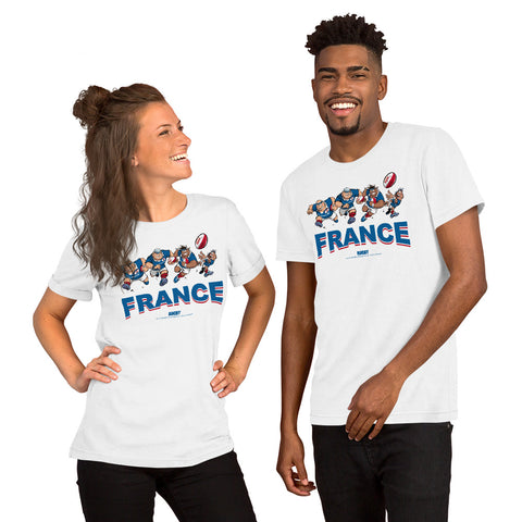 T-Shirt unisexe - France Rugby