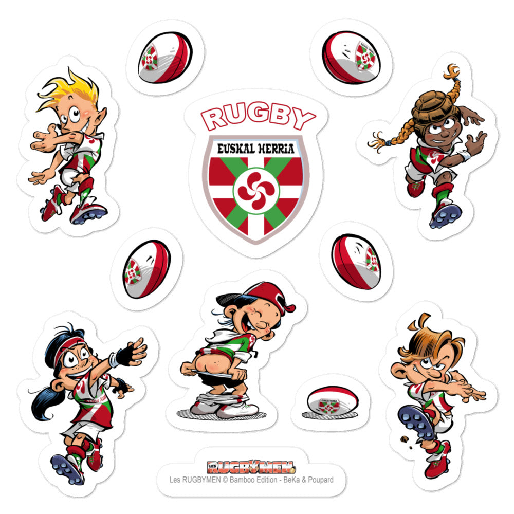 Stickers - Kids - Pays Basque