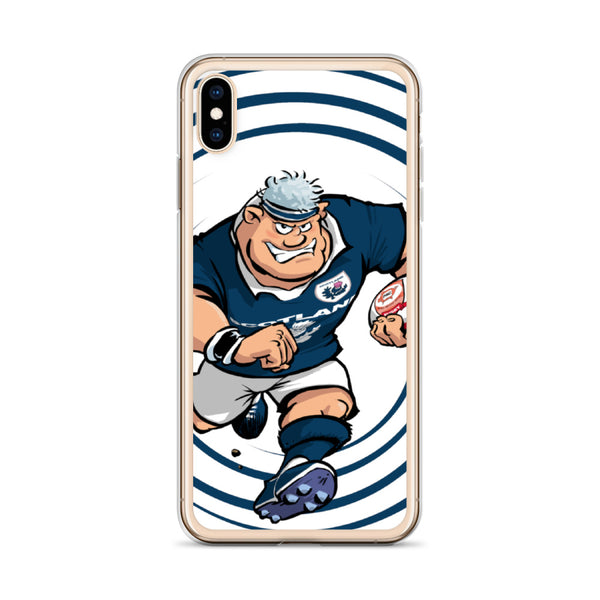 iPhone Case - Anesthésiste - Scotland