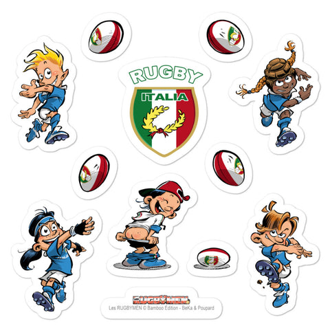 Stickers - Kids - Italia