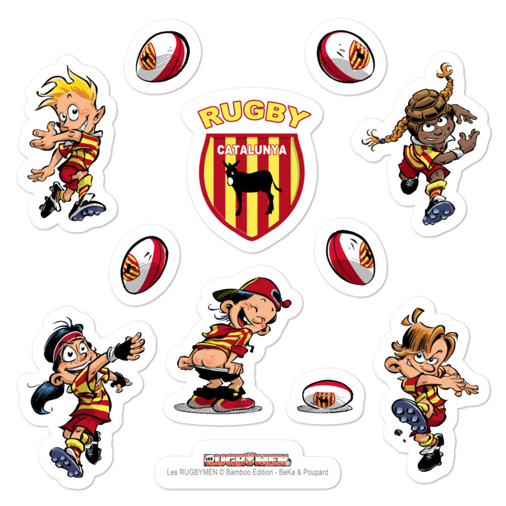 Stickers - Kids - Pays Catalan