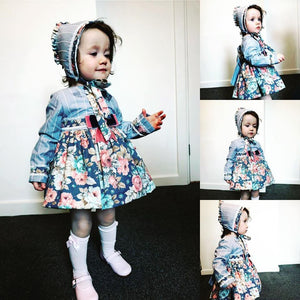 Daniesty flower Dress