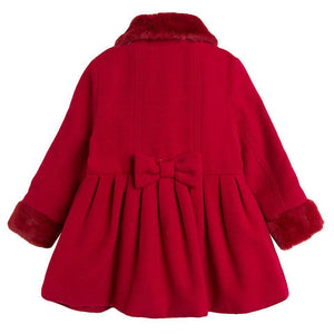Newness Red Coat