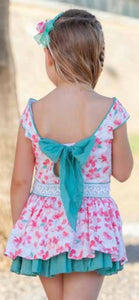 Older girls petal dress