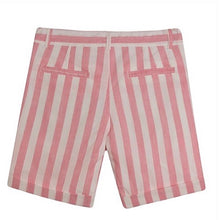Load image into Gallery viewer, Older boys Pink short set