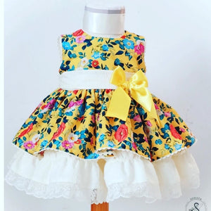 Sonata puffball dress